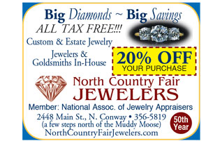 2018 North Country Fair Jewelers
